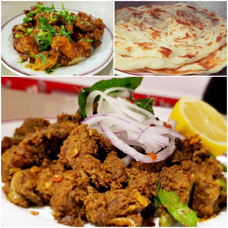 Menu Kerala Kitchen